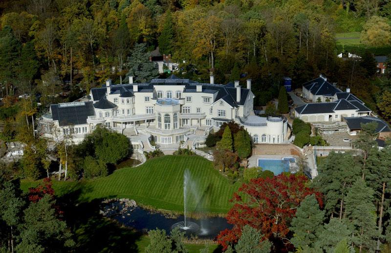 El palacio (o mansión) más caro del mundo
