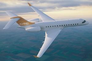 El avión privado más caro del mundo