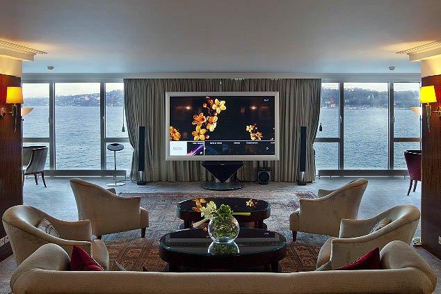 la suite de hotel más cara del mundo 2012