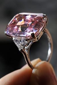 La piedra preciosa más cara del mundo