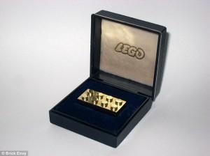 La pieza de Lego más cara del mundo