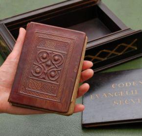 El Evangelio más caro del mundo