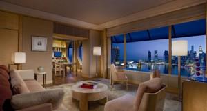 Ritz Carlton, Singapur