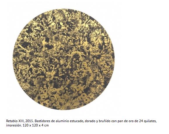 Esta pieza del artista Carlos Aires la tienes disponible en la galería ADN