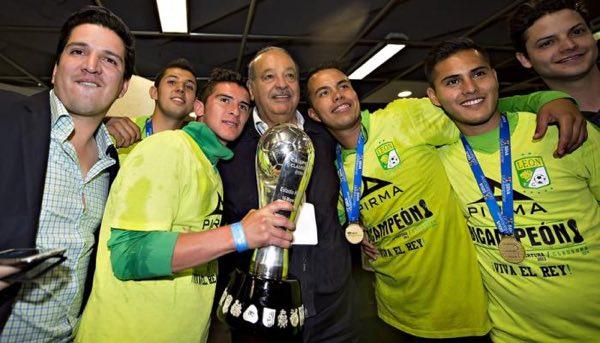 Carlos Slim Fútbol