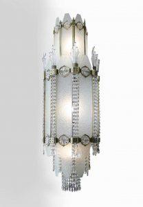 lampara mas cara del mundo Art Deco